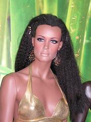 Rootstein Mannequin Monica (capricornus61) Tags: mannequin model display monica nomads figur puppe rootstein plasticmodel schaufensterfigur schaufenstrpuppe