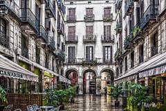 Plaça Reial, Passatge Madoz, Barcelona 8608