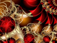 Christmas fractal