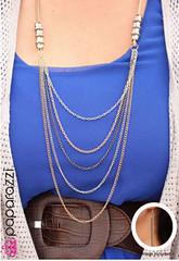 5th Avenue Silver Necklace K2 P2220A-4