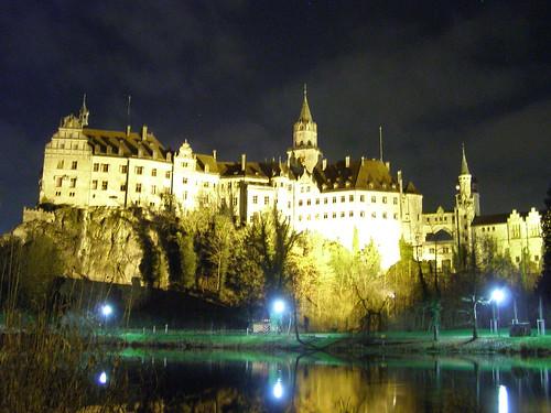 Zamek Hohenzollernów