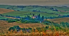tuscany hdr (Rex Montalban Photography) Tags: italy europe tuscany valdorcia hdr rexmontalbanphotography poderebelvedere