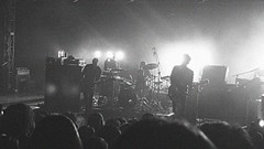 36 (reaoubien) Tags: leica blackandwhite bw monochrome live rocknroll brmc photoworks stagephotography petehayes reaoubien