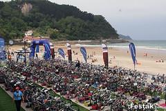 Zarautzko triatloia 2015 2