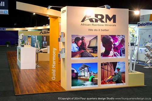 CUSTOM EXHIBITION STAND DESIGN AND INSTALLATION MINING INDABA