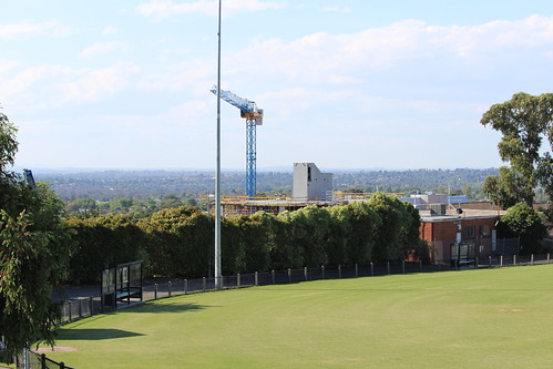 View from Balwyn Park (north-west)