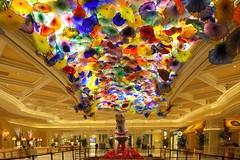 The Ceiling at the Bellagio
