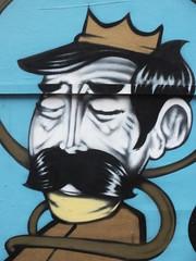 Sepr Street art in Shoreditch, London. (DJLeekee) Tags: urban streetart london graffiti shoreditch bricklane sepr