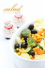 salad (AliAl-nasser) Tags: pasta