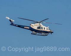 NYPD Helicopter Bell 412-EP (N414PD), New York City (jag9889) Tags: nyc newyorkcity usa ny newyork airplane newjersey unitedstates bell outdoor manhattan aircraft aviation unitedstatesofamerica police nypd helicopter transportation edgewater lawenforcement copter finest washingtonheights unit wahi 2016 firstresponder policedepartment newyorkcitypolicedepartment jag9889 20160427