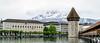 DSC01160 (photobillyli) Tags: luzern switzerland 瑞士 europe 歐洲 琉森 lucerne chapelbridge kapellbrucke 卡佩爾教堂橋 羅伊斯河 riverreuss 水塔 watertower
