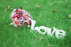 wedding bouquet (orendaele) Tags: wedding love bouquet bridalbouquet weddingbouquet