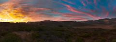 Sunset over the California Coast. San Mateo County, CA (Craig Hudson Photography) Tags: ca sunset panorama usa northerncalifornia unitedstates pch highway1 pescadero pacificcoasthighway sanmateocounty