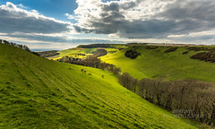 Encombe Valley (289RAW) Tags: house clouds landscape valley dorset purbecks encombe 289raw
