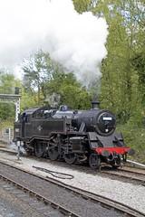 Scottish Branch line Gala. (Adrian Walker.) Tags: canon br elements standard tamron grosmont standardtank 80d 80007 nym|r