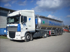 DAFXF105-460 (Actros1857LS) Tags: truck camion trucks 105 daf lkw xf