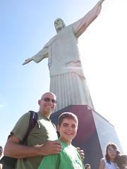 Christ the Redeemer (vbolinius) Tags: travel brazil christtheredeemer riodejaniero 2016 cooperbolinius vernbolinius