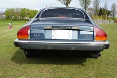 Rear view (Pim Stouten) Tags: auto car restore vehicle jag restoration xjs jaguar macchina coup restauratie wagen pkw vhicule