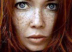 DSC_1943 (inna_ka) Tags: red me portraite redhair selfie eyse redhaired  redhairedgirl autoportraite