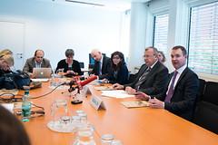 John SCANLON (United Nations Information Service Vienna) Tags: cites unodc viennainternationalcentre johnscanlon yuryfedotov