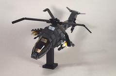 AH-78 Apache (Dyroth) Tags: us war ship lego military battle moose helicopter vehicle gunship militaryship brickarms legoguns legomilitary legowar legoblackops dyroth customlegovehicle