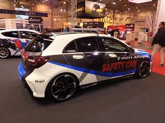Mercedes A-Klasse W176 (911gt2rs) Tags: low tuning messe a45 amg stance aclass tief