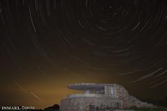 Circumpolar (ismael_g26) Tags: nocturnas mallorca astronomia startrails circumpolar sigma18200 canon100d