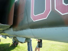 """Mig-27K 34 • <a style=""""font-size:0.8em;"""" href=""""http://www.flickr.com/photos/81723459@N04/27340416211/"""" target=""""_blank"""">View on Flickr</a>"""