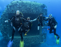 2709 Salem Express (KnyazevDA) Tags: sea underwater wheelchair scuba diving disabled diver padi undersea handicapped amputee disability