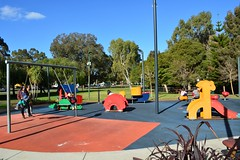 Volcano Playground (PlayRight Australia) Tags: park belmont swings redhouse binoculars elements tugboat toddlers blazer megaphone playgrounds ticktock spica kompan billygoatgruff crocodilebench customplayground spinnerbowl playrightaustralia mightymusketeer
