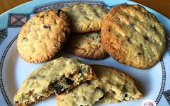Ricetta biscotti con farina di kamut e cioccolato (RicetteItalia) Tags: biscotti cucina dolci ricette