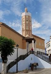 Torre de la Mezquita.Chefchaouen-Marruecos. (lameato feliz) Tags: torre marruecos xauen