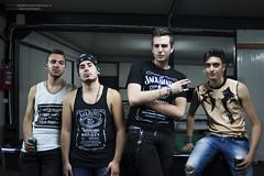 MASTRIBES   (Immacolata Melillo Photography) Tags: mastribes music musicians group band hard rock naples napoli italy italia boy boys