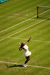 Serena Williams vs Amra Sadikovic (gooey_lewy) Tags: two england usa london club court championship slam day all williams stadium swiss centre united year lawn first grand tennis round match service sui serena block vs states championships matches wimbledon 130 croquet association serve 509 amra aeltc 130th sadikovic