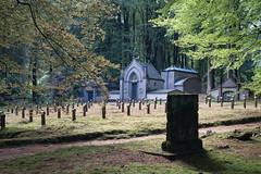 very big mausoleum (Harm Roelofzen) Tags: castle cemetery graveyard arnhem mausoleum kasteel kerkhof rosendael rozendaal