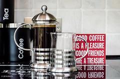 182 ~ 366 (BGDL) Tags: kitchen coffee coffeemug coaster coffeepot niftyfifty nikond7000 bgdl afsnikkor50mm118g lightroomcc goingfor4inarow~366