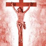 4 - Paris Eglise Saint-Joseph Artisan, Choeur, Christ en croix thumbnail