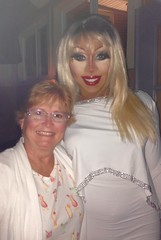 Mom's First Drag Show! (April Pink) Tags: mom shelly