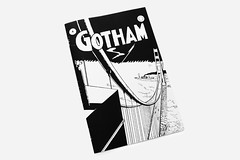 Gotham (StuartBannocks) Tags: city zine architecture comics comic batman gotham strips citystrips stuartbannocks