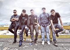 With No Mercy 2014 (Daniel Takenaga) Tags: portrait colors méxico mexico lights nikon retrato band jalisco metalcore guitarplayer wnm withnomercy