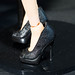 Wondery 1/6 Scale High Heels (Wild Black)
