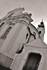 The Carmelite Church _ IGP1113M (attila.stefan) Tags: church hungary pentax mary fisheye stefan zenitar stefn hab attila templom kx magyarorszg 2014 carmelite gyor gyr mria kolostor karmelita