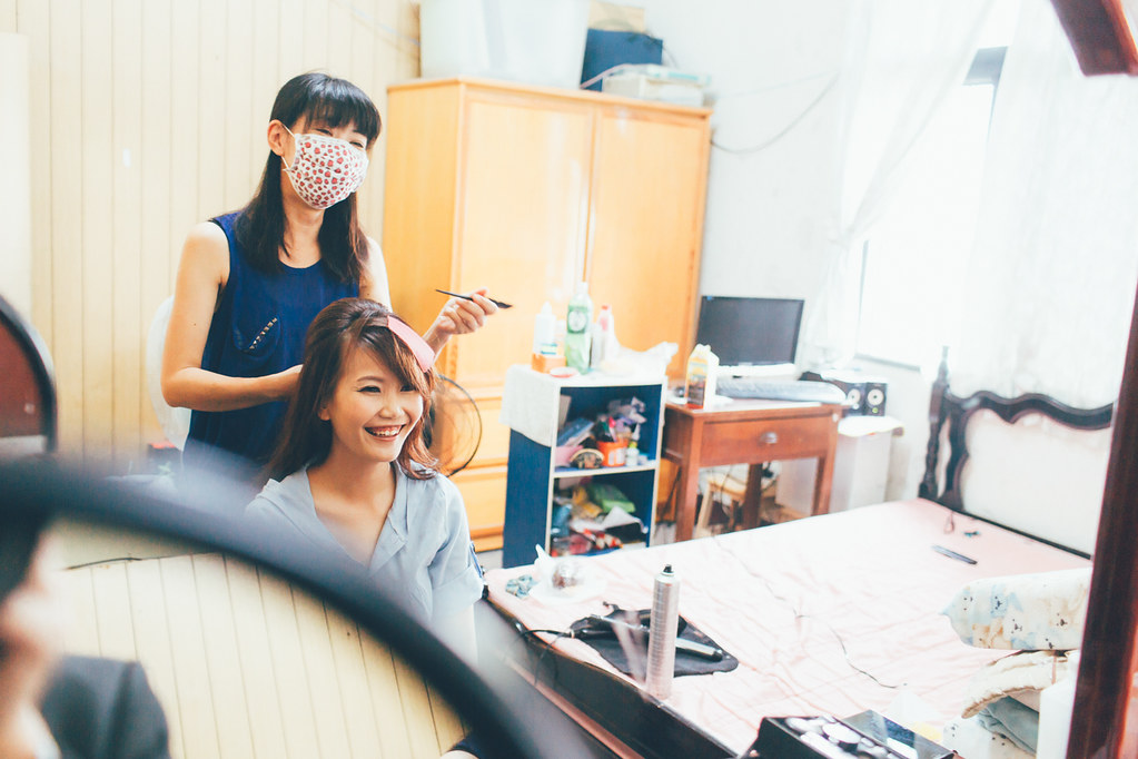 《訂婚宴》彥憲 & 金燕婚禮攝影 / 安心美食燴館