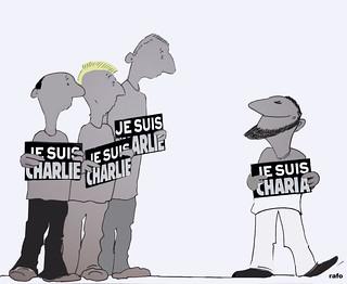 Je suis Charlie face à l intégrisme islamiste. JE SUIS CHARLIE  WORLD REACTIONS