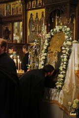 6. Праздник Богоявления в Святогорской Лавре