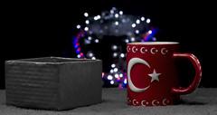 Evening Turkey (NAWAF AL HAMIDI) Tags: macro canon wow photo nice colours pic splash mypic صورة الوان عدستي صوري تصويري السعودية قطرات كانون مصورين الطائف سبلاش تراقص غردبصورة الناسالرايئه ahdphoto anstaqram