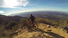 Turkey Ride (RobRovira) Tags: mountains nature outdoors cycling losangeles dirt trail biking mtb altadena singletrack mountlowe montainbiking gopro bikela discoverla dirtlife