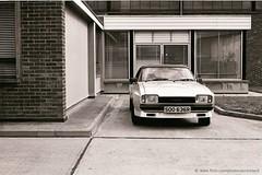 1977.03 Ford Aveley RS Capri (breugel.dickleburgh) Tags: prototype svo sve preproduction motorvehicle fordcapri specialvehicleengineering