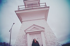 I Want This Lighthouse (CARLAEHER :)) Tags: lighthouse canada history museum explore selkirk maintoba