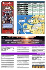 December 2014 Calendar of Events (page 1) (Manatee County Public Library) Tags: county library libraries manatee govt manateecounty manateecountypubliclibrary manateecountypubliclibrarysystem manateelibrary manateecountylibrary librarycalendar mcpls manateecountygovernment wwwmymanateeorg